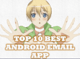 Best Android Email Apps