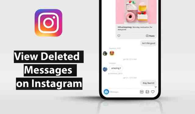 How to View Deleted Messages (Unsend) on Instagram in 30