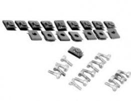 1964-1973 Mustang Visor Brackets and Hardware