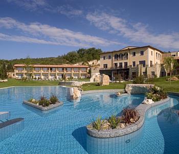 Adler Thermae Spa Resort  5Sterne Hotel Bagno Vignoni Toskana Italien