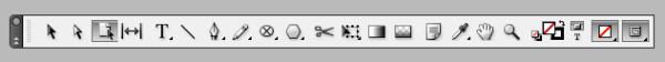 Indesign Toolbar