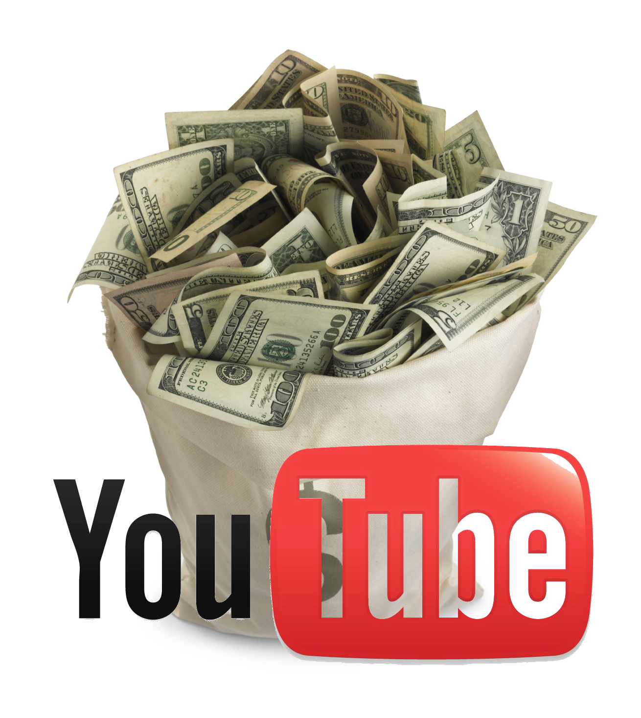 how to receive money from youtube