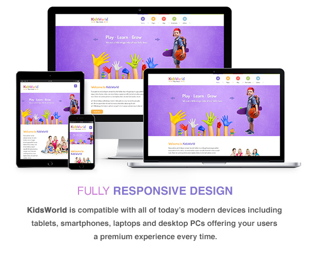 kidsworld-theme-feature-responsive