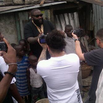 rick ross in Lagos