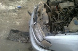 car crash photo bumper 1