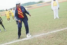 Sporty Funmi Olayinka