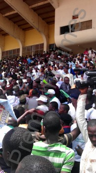 Youth groups ask Al-Mustapha to contest in 2015