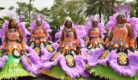 Adult Session at Carnival Calabar 2013 Photo: NAN