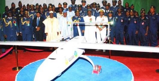 GULMA Nigeria Drone