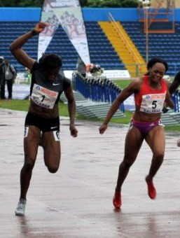 Okagbare wins fourth 100m title in Calabar
