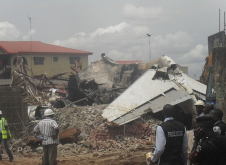 DANA AIR CRASH: Survivors abandoned, left homeless