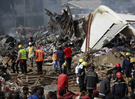 DANA Air mishap: Crashed plane's black box found
