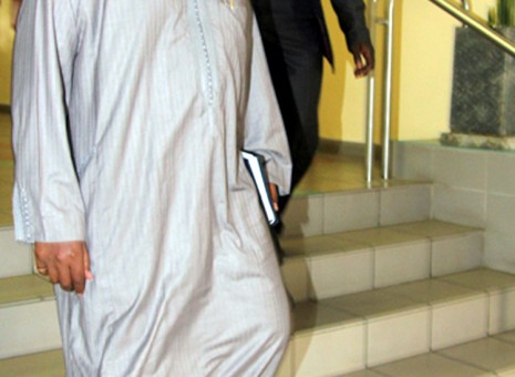 New National Security Adviser, Sambo Dasuki, assumes duty