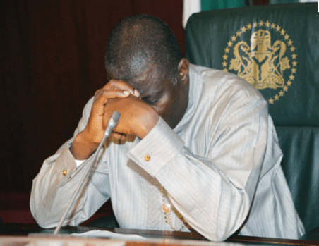 More troubles for Goodluck Jonathan