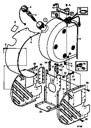 Volvo Adblue Tank 21839998