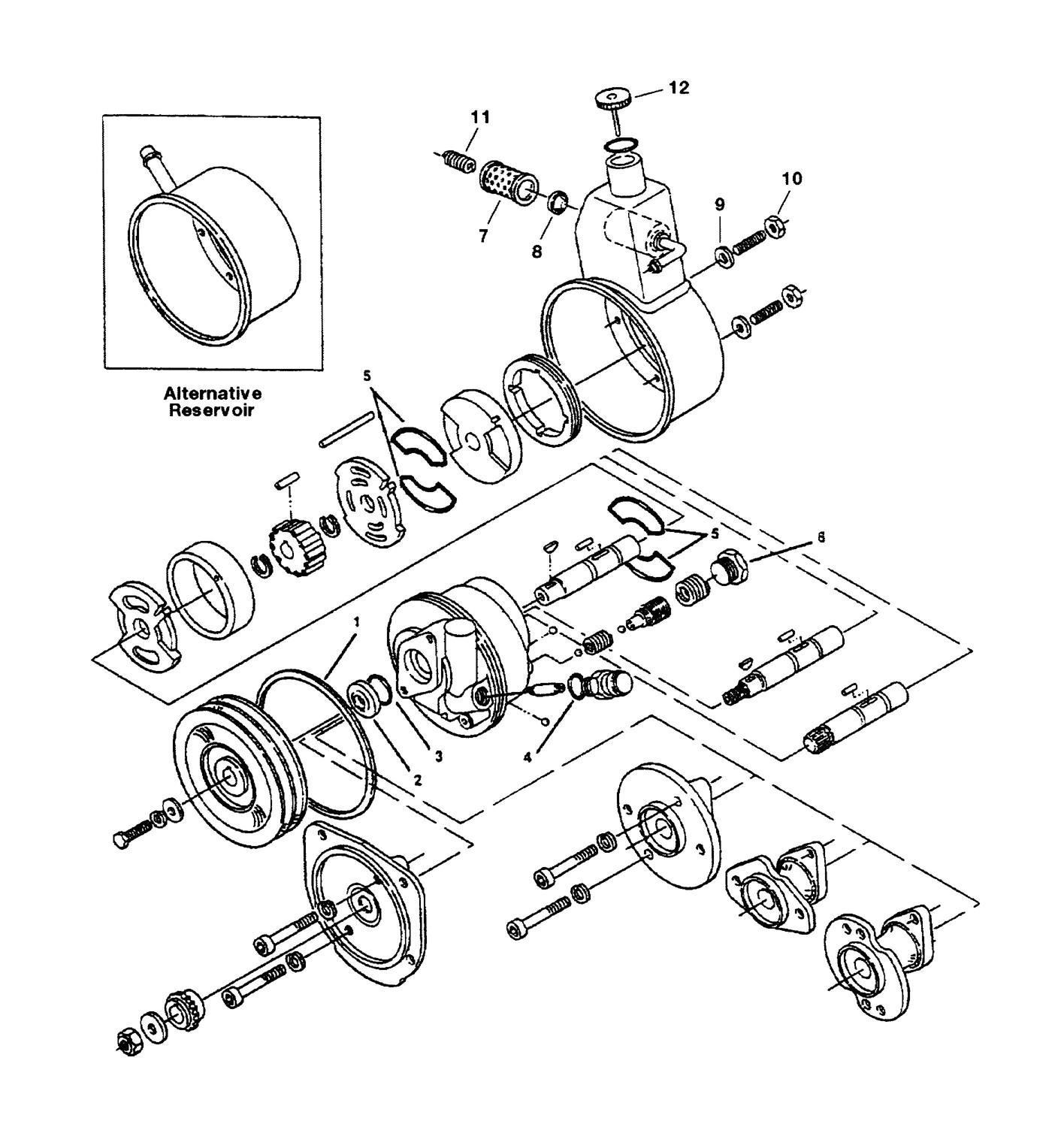 Newstar O Ring Kit S