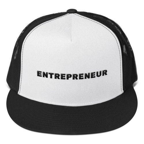 Entrepreneur Trucker Cap