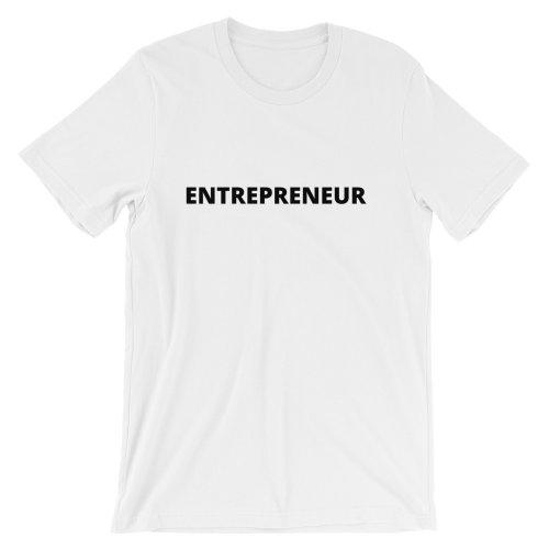 Entrepreneur Unisex T-Shirt (Light)