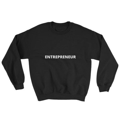 Entrepreneur Sweatshirt (Dark)