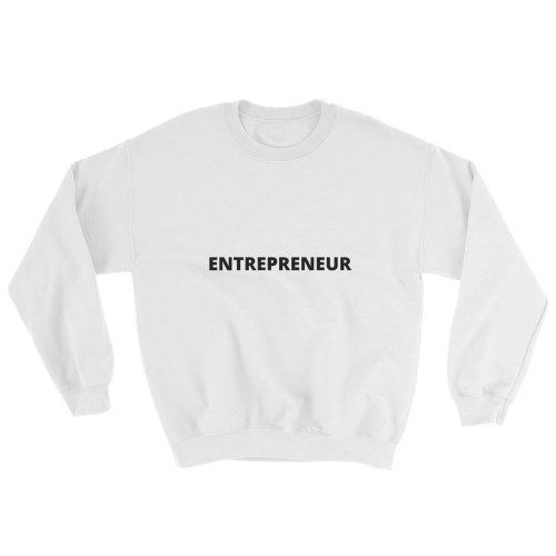 Entrepreneur Sweatshirt (Light)