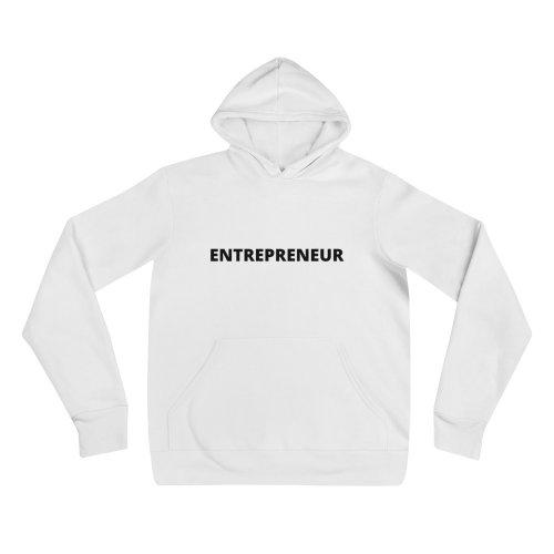 Entrepreneur Unisex hoodie (Light)