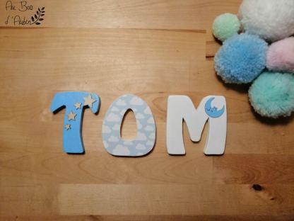 Tom prénom bois Dream