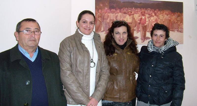 Reunión de la Federación Andaluza