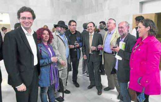 La Asociación de Vendedores de Prensa asiste al foro de Ideal de la Confederación Granadina de empresarios