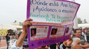 Exigen destitución de alcalde de Ecatepec y la fiscal de feminicidios