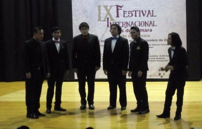 Convocan al Décimo Festival Internacional de Coros de Cámara del Estado de México 2018