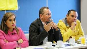 Dirigentes nacionales y liderazgos estatales trazan ruta alternativa para rescatar al PRD