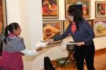 Fomenta Secretaría de Cultura el emprendimiento de las mujeres artesanas