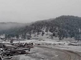 La Rosilla, Durango, registra 11.5 grados bajo cero
