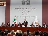 Asegura Alfredo Del Mazo que la pluralidad de la sociedad mexiquense es clave para responder a los retos del Edoméx
