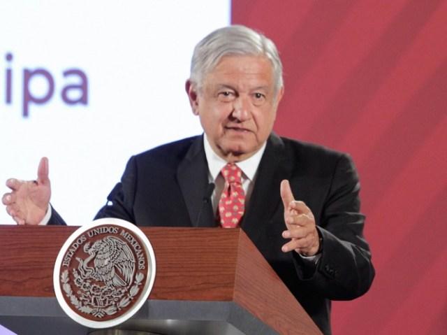 El presidente López Obrador aseguró que por el combate a la corrupción hay muchas quejas y enojo en su contra. Foto: Notimex