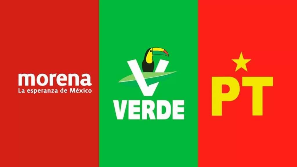Morena analizará si tendrá una alianza con PVEM y PT