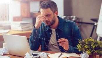 Los cansancio mental es consecuencia del estrés. (Foto Prensa Libre: Servicios / Shutterstock)