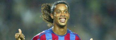 Ronaldinho está en problemas con la justicia paraguaya. (Foto: Hemeroteca PL)