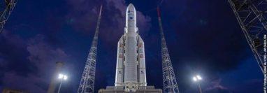 El satélite Star One D2 de Embratel ampliará la cobertura telefónica en Centro y Sudamérica. Foto Prensa Libre: Cortesía.