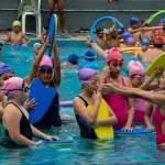 Todos a nadar en este verano: Lunes 6 de enero inicia Academia en la Piscina Olímpica