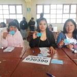 ODPE Sánchez Carrión organiza primera jornada de capacitación a miembros de mesa