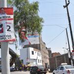 Hidrandina exhorta a organizaciones políticas a no utilizar postes con propaganda electoral