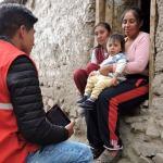Brigadas visitarán distritos de región Huancavelica para garantizar que niños y niñas menores de 90 días reciban oportunamente los servicios del Estado