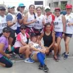 """Cuando corren las mujeres 6 K"""" en Trujillo"""