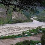 Torrencial lluvia desencadenó un enorme huaico que arrasó con viviendas del sector de Sahuayaco y del sector de Chaullay en la cuenca del Vilcanota Santa Teresa – La Convención región Cusco.