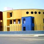 Casa de la Juventud podría albergar a cuatro hospitales de campaña