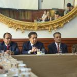 Manuel Llempén propone feria tecnológica en Trujillo con participación de otros gobernadores