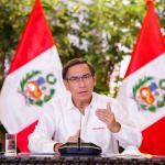 Presidente Vizcarra anunció ampliación del estado de emergencia nacional y aislamiento social obligatorio hasta el 12 de abril