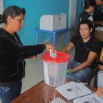 Eligieron comités electorales en ocho centros poblados de Trujillo