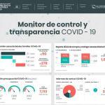 Contraloría lanza plataforma virtual para transparentar uso y control de recursos públicos por Covid-19
